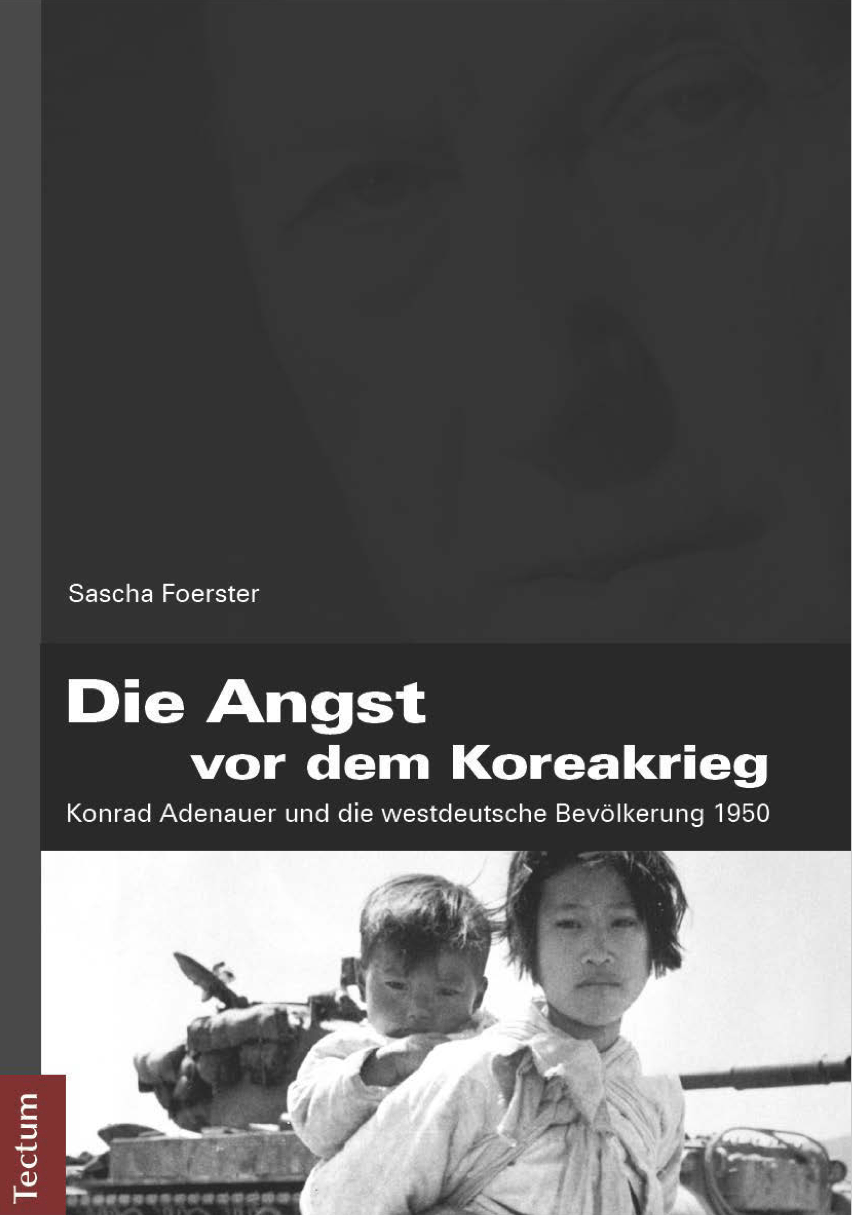 Cover image for Angst vor dem Koreakrieg